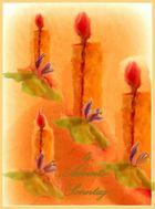Die 4. Kerze ...