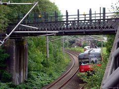 Die älteste Eisenbahnlinie Deutschlands