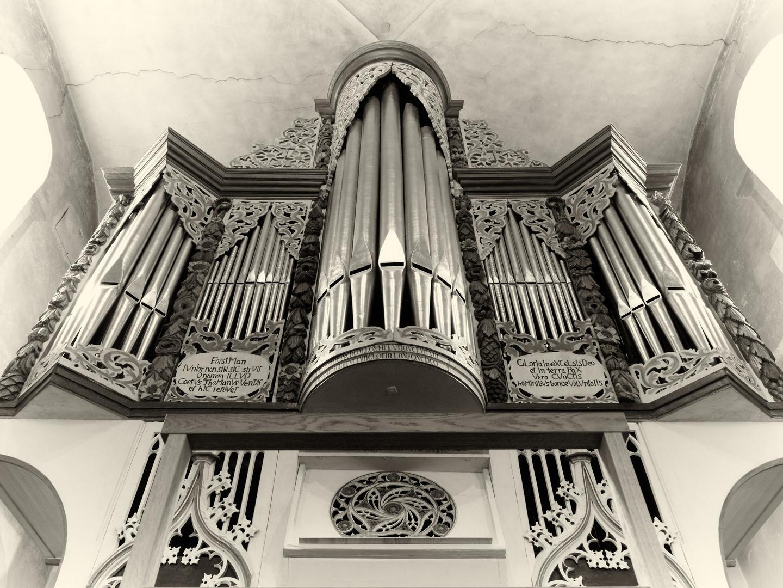 älteste Orgel Der Welt