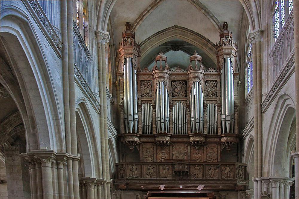 älteste Orgel