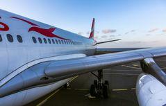 Die Airline mit dem Tropikvogel