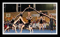 Die Akrobatik-Gruppe 1
