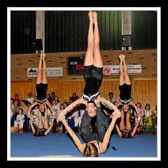 Die Akrobatik-Gruppe 2