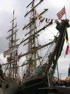 Die Alexander von Humboldt auf der Sail 2005