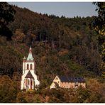 Die Allerheiligenbergkapelle...