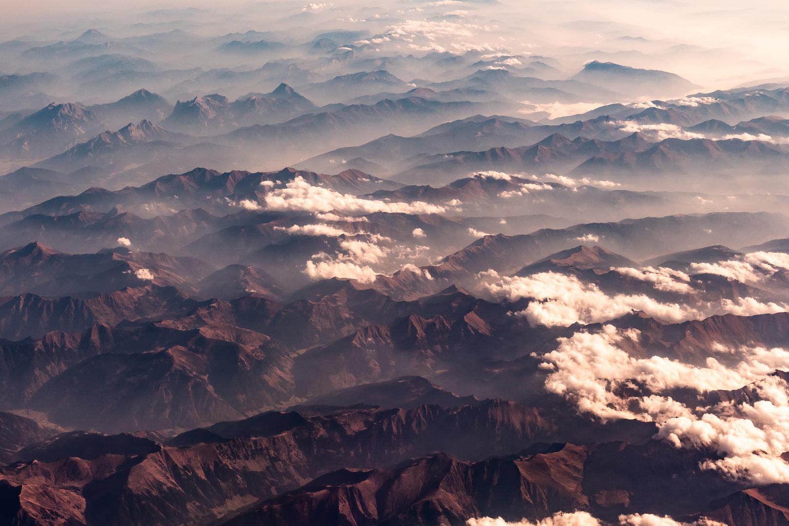 Die Alpen I