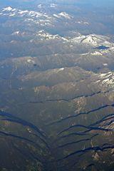 Die Alpen von oben II - Großvenediger und Großglockner