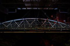 Die alte Brücke....
