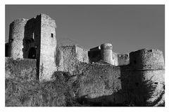 Die alte Burg in Ansemburg