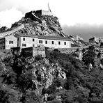 Die alte Burg von Knin