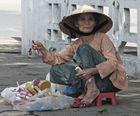 die alte Dame. Vietnam