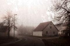 die alte Dorfstraße