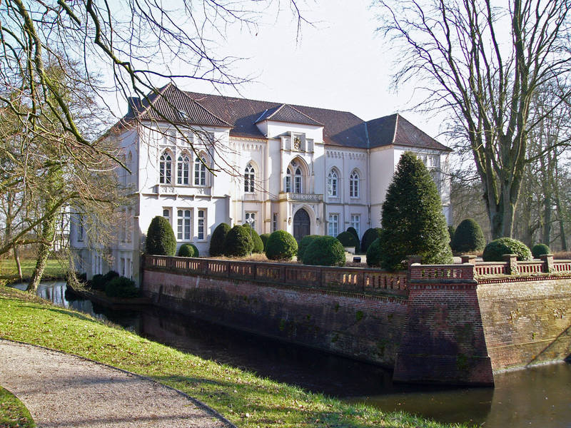 Die alte Evenburg