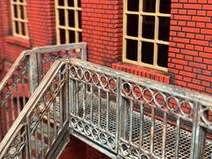Die alte Fabrik - Rusty Handrail   (1:32  1/32)