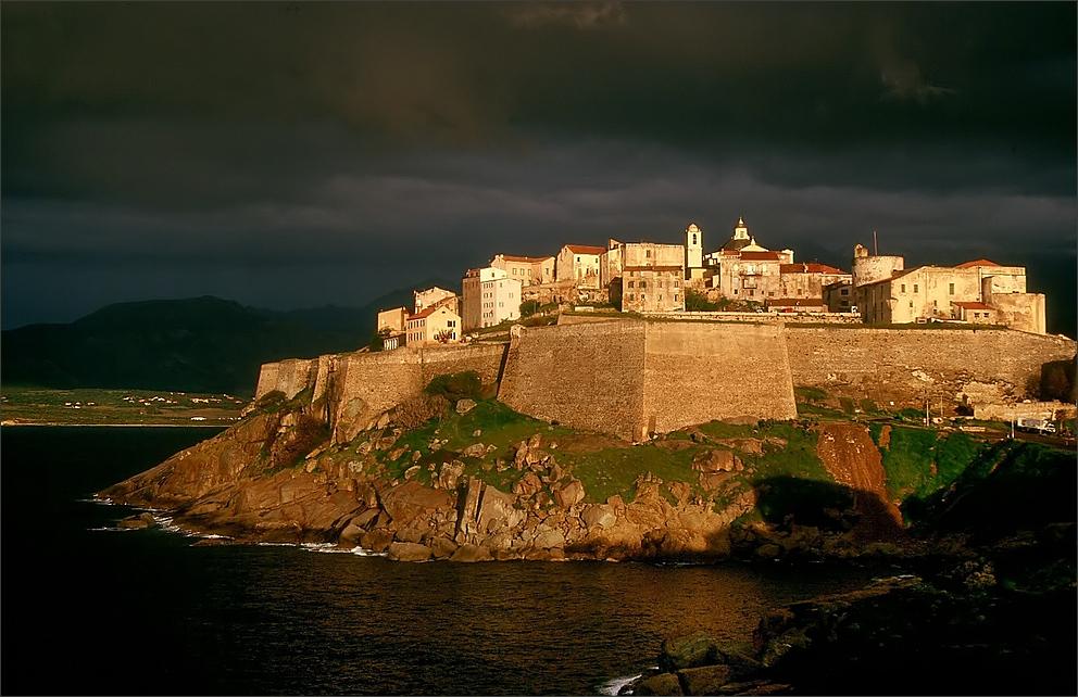 Die alte Festung ....
