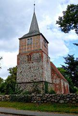 Die alte Kirche...