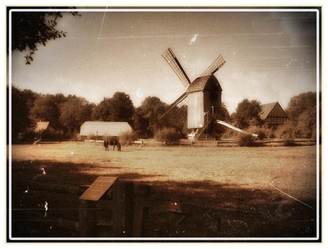 Die alte Mühle ( Bearbeite)