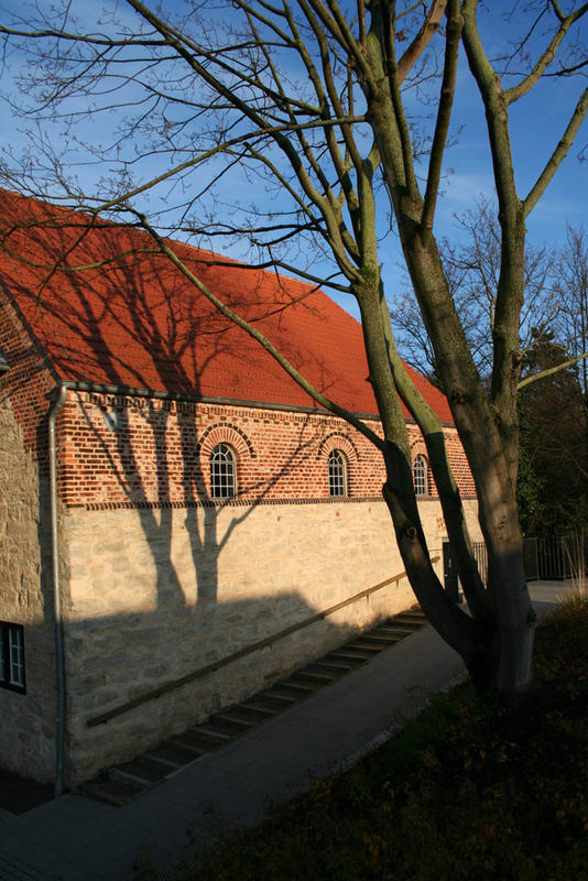 Die alte Mühle bei Tag