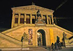 Die Alte Nationalgalerie in Berlin