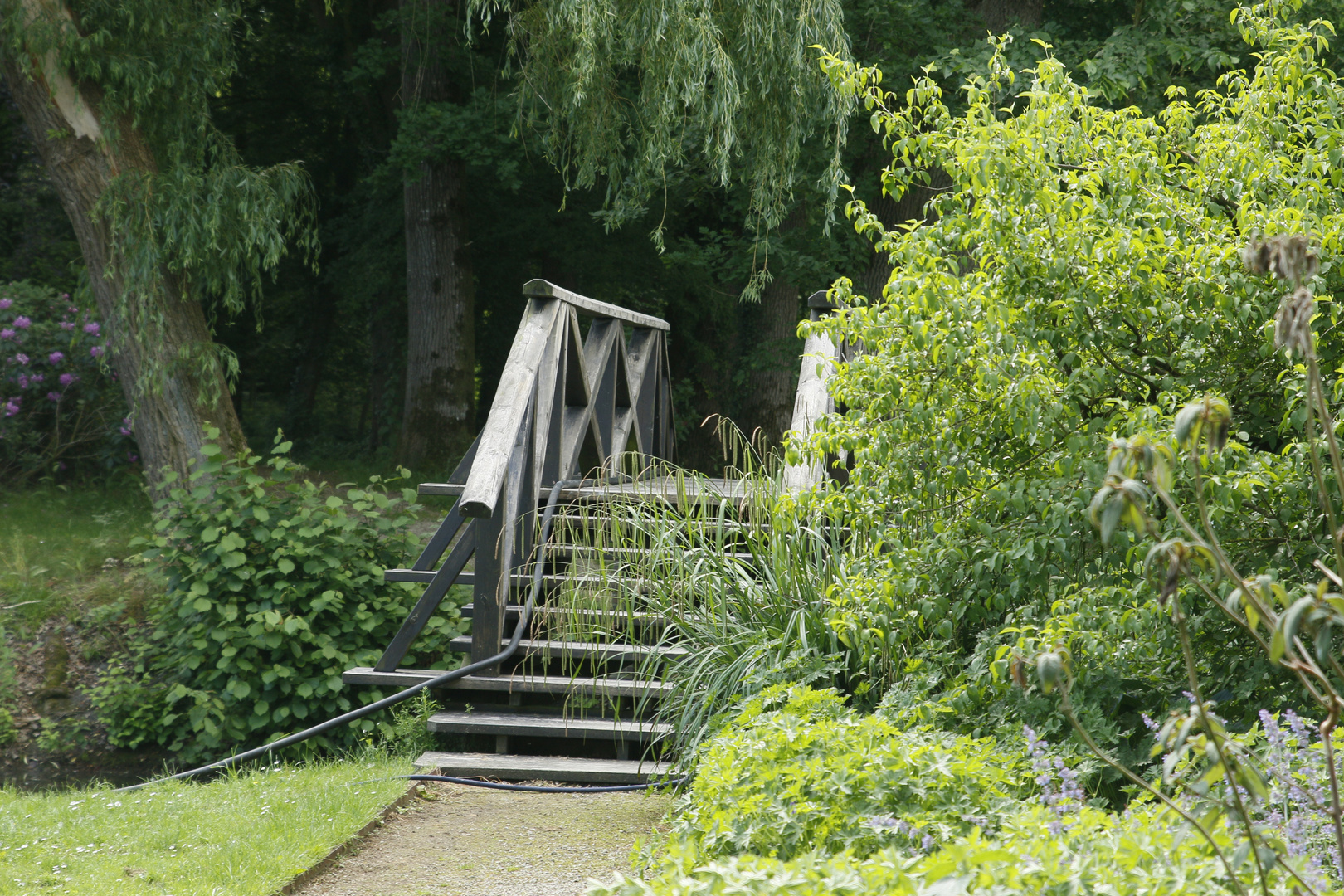 _Die alte  Parkbrücke