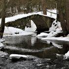 die alte Schafbrücke