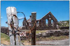 Die alte Schule steht leer