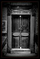 Die alte Tür zum 2.