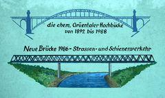 Die alte und die neue Brücke