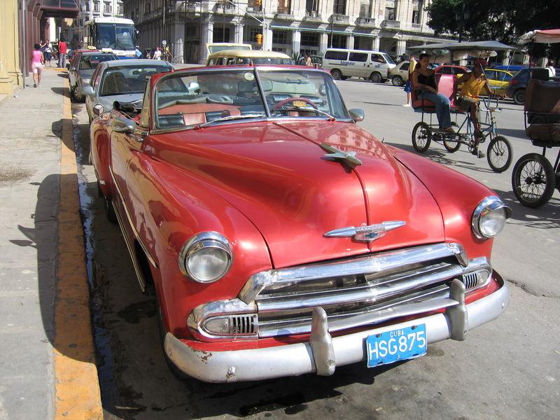 Die Alten Autos Von Kuba Foto Bild North America Central