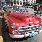 Die alten Autos von Kuba