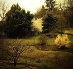 Die alten Gärten .....