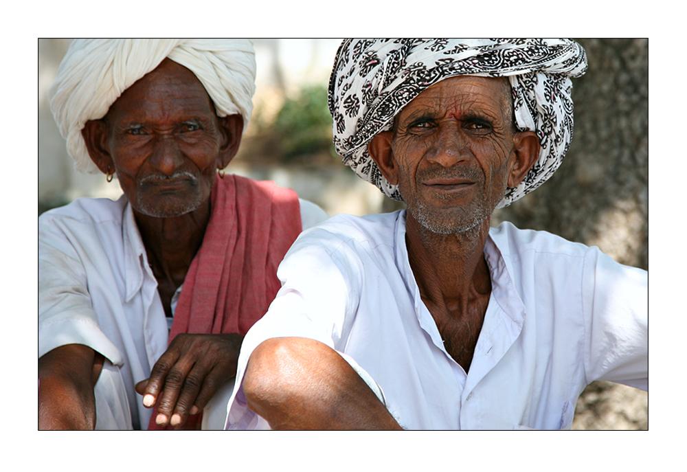 die alten Männer von Delwara