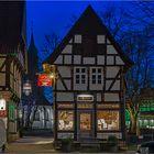 Die Altstadt in Bad Essen