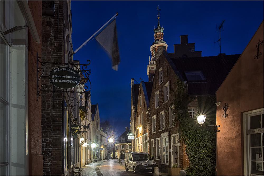 Die Altstadt Leer