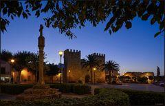 Die Altstadt von Alcudia