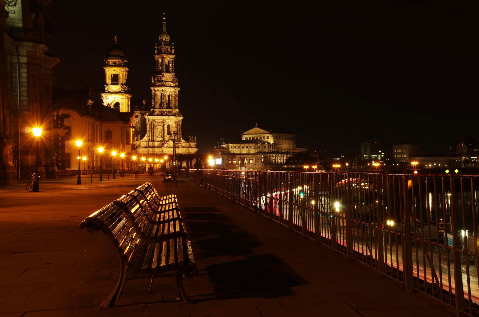 Die Altstadt von Dresden 3