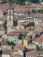 die Altstadt von Manosque