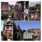 Die Altstadt von Meersburg