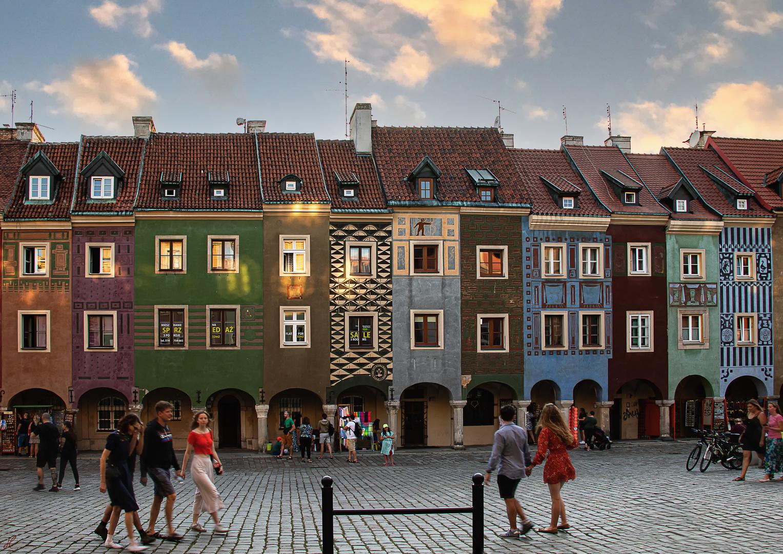 Die Altstadt von Poznan 2