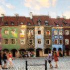 Die Altstadt von Poznan