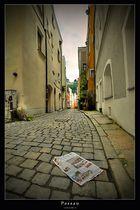 Die Altstadtgasse