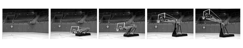Die andere Dynamik des Basketballs