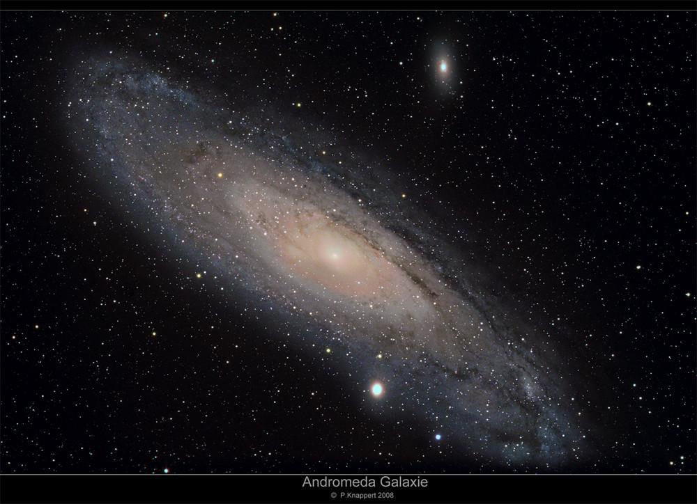 Die Andromeda-Galaxie M31