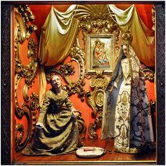 Die appe Hand der Caterina II