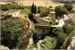 Die Arabische Brücke zu Ronda