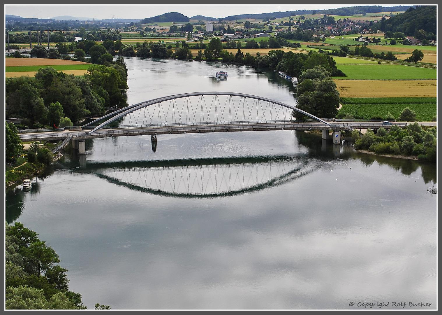 Die Archbrücke Grenchen-Arch