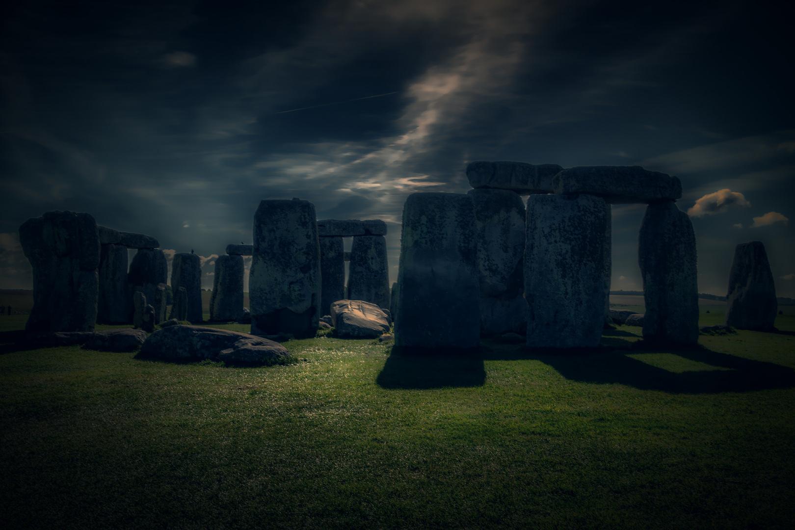 Die Arena des Merlin