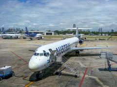Die argentinische Regionalfluggesellschaft
