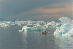 die arktis . . .