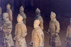Die Armee des Qin Shihuangdis
